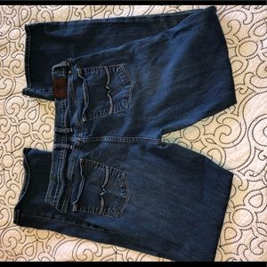 Lucky brand size 14 sweet n low fit